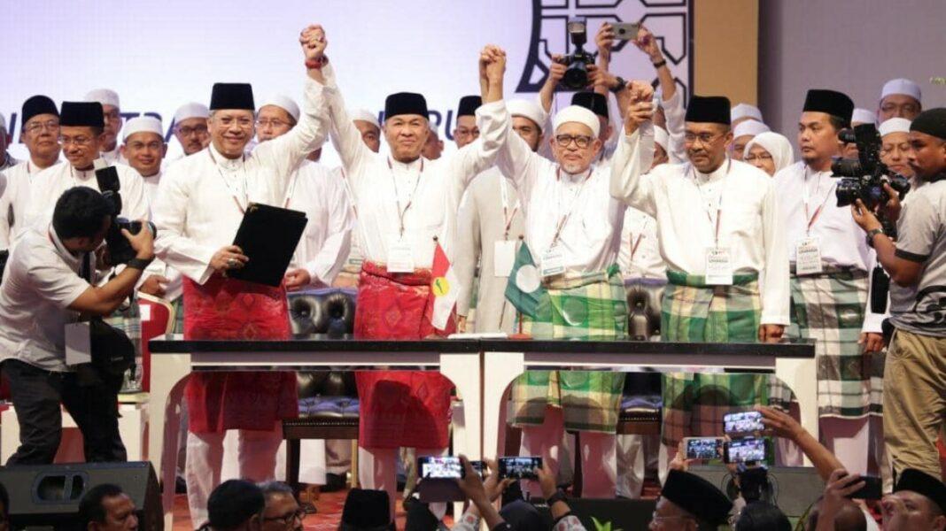 Muafakat Nasional Zahid Hamidi